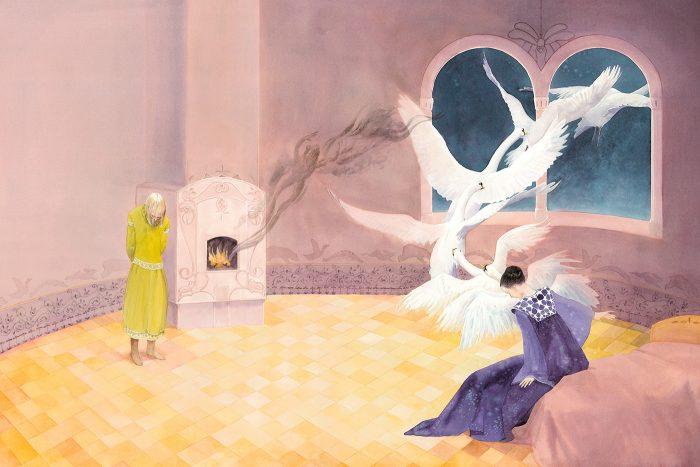 La Princesa Rana - Editorial Pobre Lobo